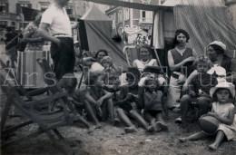 Photo / Sur La Plage / On The Beach - Personas Anónimos
