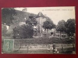 71 Saone Et Loire St SAINT GERMAIN DU BOIS Chateau De Layer - Altri Comuni