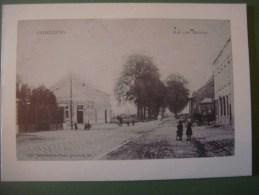 ANDERLUES ( Région De LA LOUVIERE - BINCHE ) Rue Des Belges ( Reproduction ) - Anderlues