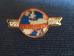 FRANCOPHONIE 1991/1992 - Verenigingen