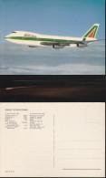 747) BOEING 747 COMBI NON VIAGGIATA - 1946-....: Moderne
