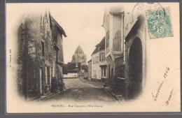 PROVINS . Rue Couverte ( Ville Haute ) . - Provins