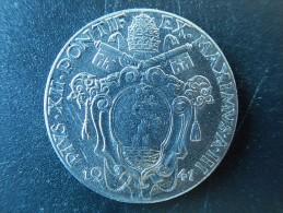 50 Centesimi 1941 Pie XII, Vatican, SUP - Vaticano