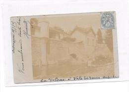 7705 -07- Carte Photo VALS LES BAINS : La Volane - Vals Les Bains