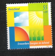 Germany FR MNH 2004 Energy 1v. - [7] République Fédérale