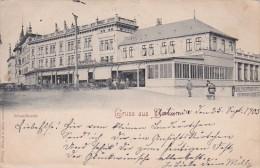 Gruss Aus Astoria Strandhotels 1905
