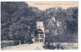 LES ESSARTS   - Le Vieux Château - La Porte D'Entrée .. Pas Courante. - Les Essarts