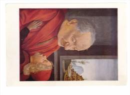 5473 Domenico Grillandajo Di Tomaso Bicordi Portrait D'un Vieillard Et De Son Petit Fils - Paintings