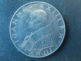 100 Lires 1961 Jean XXIII, Vatican, SUP - Vaticano