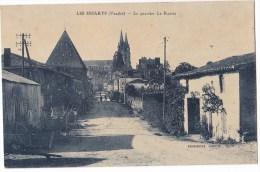 LES ESARTS  - Le Quartier   La  Ramée. .Belle  Carte Rare. - Les Essarts