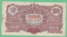 Polonia Poland  100 Zlotych 1944 - Pologne