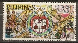 PHILIPPINES     -    INDIENS  /   MAYAS      -    Oblitéré - American Indians