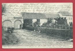 Forseilles -Héron - La Ferme De Montinêt - 1907 ( Voir Verso ) - Héron