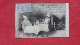France > [61] Orne> Domfront ( Ville De Domfront Ville De Bonheur Ref  1881 - Domfront