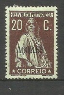 PORTUGAL AZORES YVERT NUM. 178  * - Açores