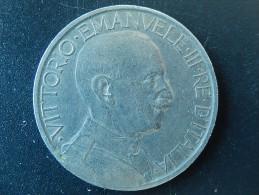 Bon Pour 2 Lires 1925 Victor Emmanuel III, TTB - 1900-1946 : Víctor Emmanuel III & Umberto II