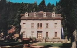 Nevada Carson City Historic Bower's Mansion 1963