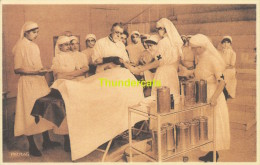 CPA CROIX ROUGE PATRAS OPERATION HOPITAL - Santé