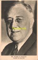 CPA MR. FRANKLIN D ROOSEVELT PRESIDENT DES ETATS UNIS RAPHAEL TUCK - Personnages