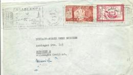 CARTA  1961 - Morocco (1956-...)