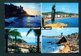 SPAIN  -  Lloret De Mar  Multi View  Used Postcard As Scans - Other