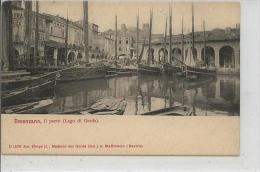 I-25015 Ansichtskarte SW Desenzano - Cartoline