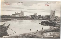 POZNAN POSEN (Pologne) Bord De Rivière Bateaux - Pologne