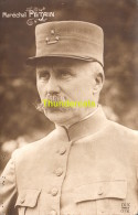 CPA MARECHAL PETAIN - Personnages
