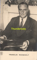 CPA  PHOTO FRANKLIN ROOSEVELT - Personnages