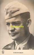 CPA  PHOTO EISENHOWER - Personnages