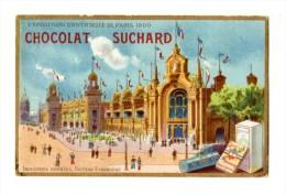 Chromo Pour Chocolat SUCHARD, Serie 86 / 7, Exposition Universelle 1900 - Suchard