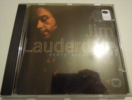 Jim Lauderdale - Every Second Counts - Atlantic 7567 82826 2 - Germany - Country & Folk