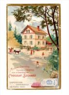 Chromo Pour Chocolat SUCHARD, Serie 87 / 2, Exposition Universelle 1900, - Suchard