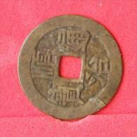 CHINA  1  CHASH    SHUNZHI   -  1643-1661 BEIJING  (Nº12214) - Chine