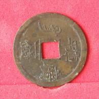 CHINA  1  CHASH    GUANGXU   -  1975-1914  (Nº12216) - China