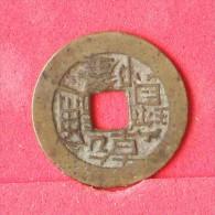 CHINA  1  CHASH    QIANLONG   -  1735-1795  (Nº12217) - Chine