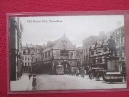 OLD MARKET HALL SHREWSBURY - Shropshire