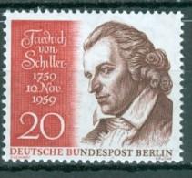 BERLIN - Mi-Nr. 190 Friedrich Von Schiller Postfrisch - Ungebraucht