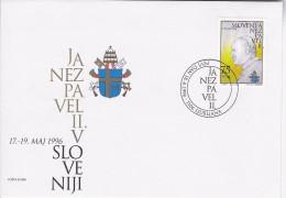 Slovenie Paus Janez Pavell - Slovénie