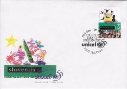 Unicef Slovenie - Slovénie