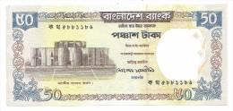 Bangladesh 50 Taka 2000 UNC .S.1 - Bangladesh