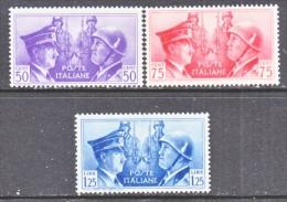 ITALY  416-8  * - 1900-44 Vittorio Emanuele III