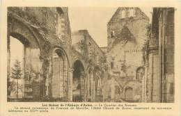 Les Ruines De L'Abbaye D'Aulne - Le Quartier Des Anciens - Thuin