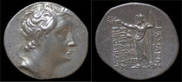 Bithynian Kingdom Nikomedes III AR Tetradrachm - Greek