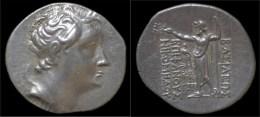 Bithynian Kingdom Nikomedes III AR Tetradrachm - Greche