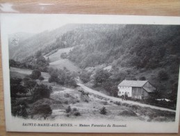 STE MARIE AUX MINES MAISON FORESTIERE DU RAUENTAL - Sainte-Marie-aux-Mines