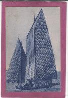 MISSION D ASIE JONQUE CHINOISE - Postkaarten