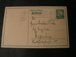 == Bayern Karte 1916 - Bayern