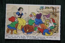 BLANCHE NEIGE ET LES SEPT NAINS - Comics