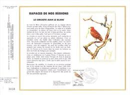 2338 (Yvert) Sur Feuillet 740 S Du Catalogue CEF (561 / Soie) - Rapaces De Nos Régions Circaète Jean-le-Blanc - 1984 - 1980-1989